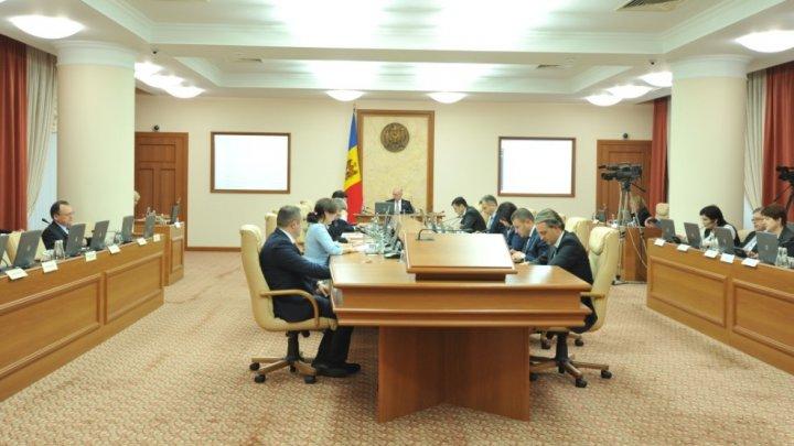 Cabinetul de miniștri a aprobat proiectul cu privire la organizarea și  funcționarea Agenției pentru Eficiență Energetică