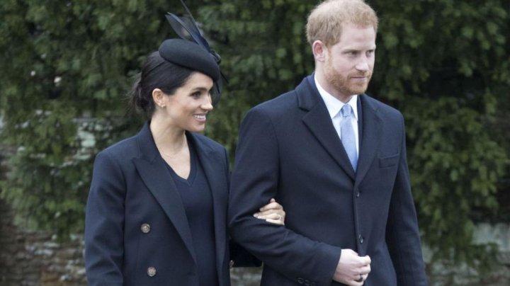 Ce se întâmplă cu Prinţul Harry si Meghan Markle de Ziua Îndrăgostiţilor