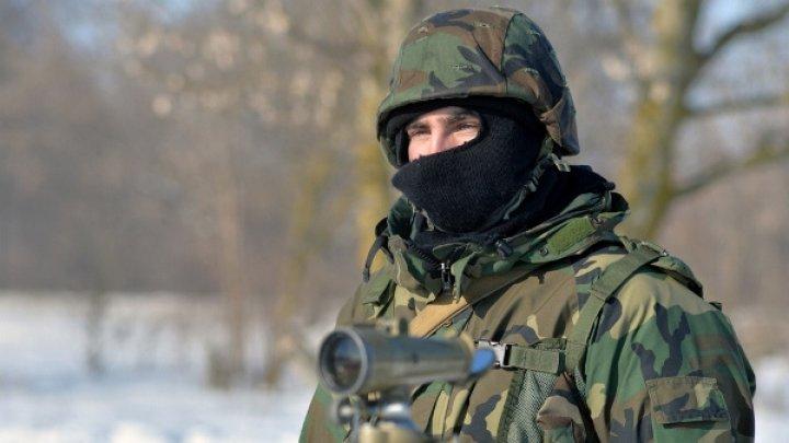 Capacitatea de luptă a militarilor a fost verificată de conducerea Ministerului Apărării