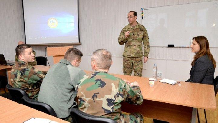 Operaţiuni de sprijin în armată - activitate organizată de Armata Naţională şi Garda Naţională a Carolinei de Nord, SUA