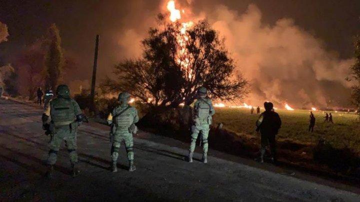 Bilanțul exploziei din Mexic a ajuns la 89 de morți