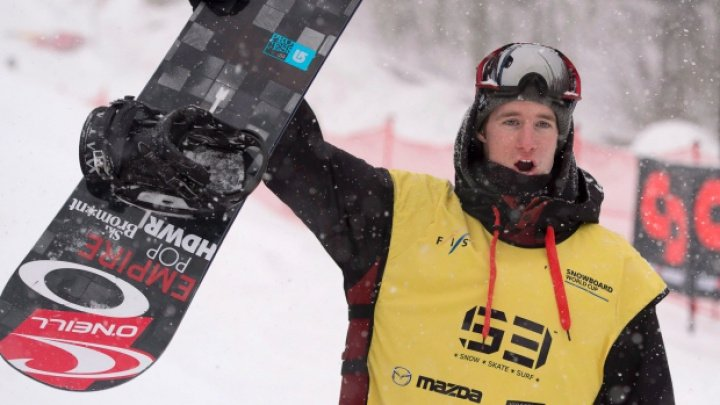 Vicecampionul olimpic din 2018 la snowboard, Max Parrot este bolnav de cancer