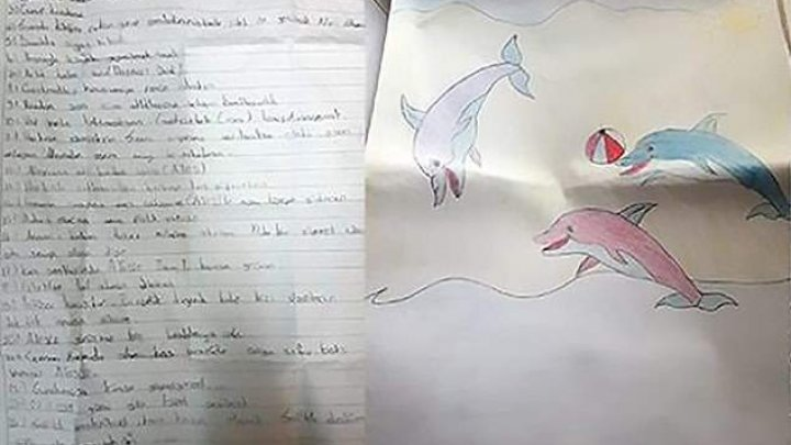 ŞOCANT! Balena albastră a făcut o nouă victimă! O fetiță de 13 ani s-a împuşcat mortal, după ce a parcurs cele 50 de reguli ale jocului