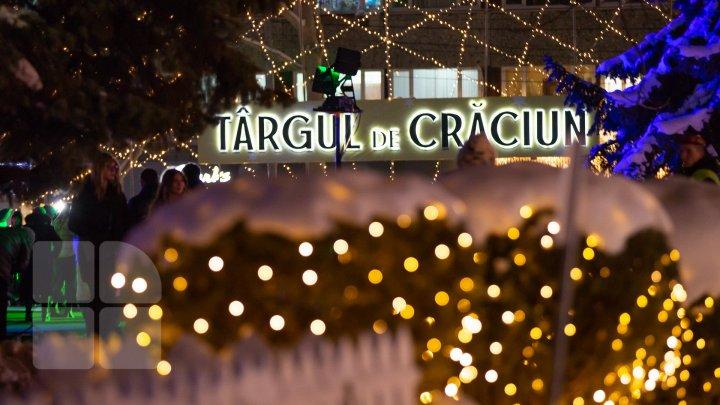 Pavel Filip la închiderea Târgului de Crăciun: Târgul a devenit o frumoasă tradiție, pe care sper să o văd și în anii următori (FOTOREPORT)