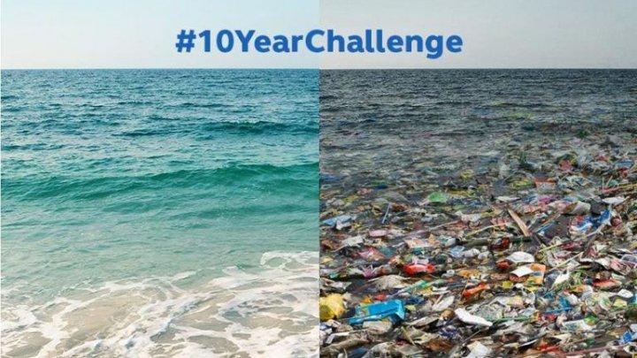 #10YearChallenge: Cum s-a schimbat Pâmântul într-un deceniu (FOTO)