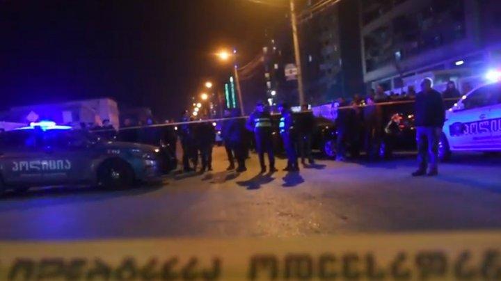 Explozie în capitala Georgiei: Patru oameni au murit, iar opt au fost răniţi (VIDEO)