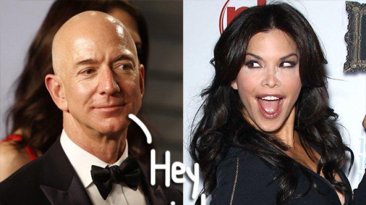 Noua iubită a lui Jeff Bezos a reuşit să-l înfurie pe proaspăt divorţatul tycoon
