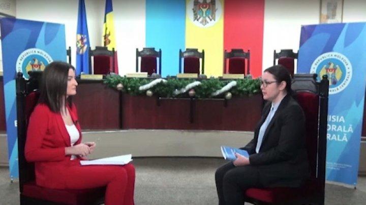 Interviu EXCLUSIV pentru Primele Știri cu preşedintele CEC, Alina Russu: CEC și toţi funcţionarii electorali vor avea o atitudine responsabilă şi profesionalistă