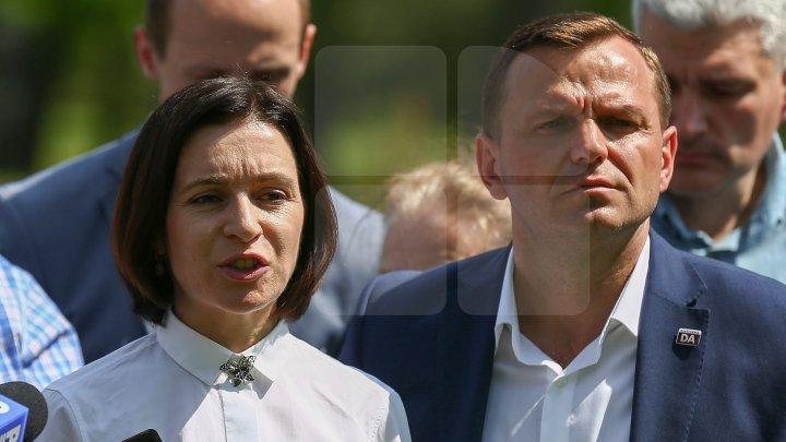 Andrei Năstase şi Maia Sandu REFUZĂ să răspundă la întrebări incomode şi recurg la ATACURI LA PERSOANĂ
