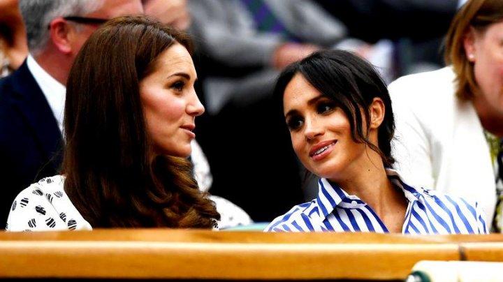 Kate Middleton și Meghan Markle primesc AMENINŢĂRI VIOLENTE pe reţelele de socializare. Ce măsuri se iau în acest sens
