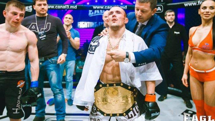 Mihai Sîrbu este gata de luptă. Este hotărât să-l bată pe adversar