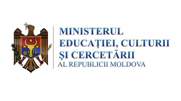 PRECIZĂRILE Ministerului Educației privind recuperarea orelor din semestrul II