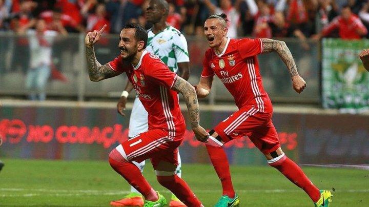 Benfica Lisabona, fără antrenor: Formația portugheză l-a demis pe antrenorul Rui Vitoria