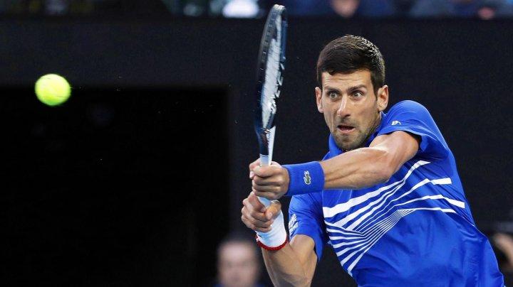 Novak Djokovic s-a calificat în semifinalele turneului masculin de la Australian Open