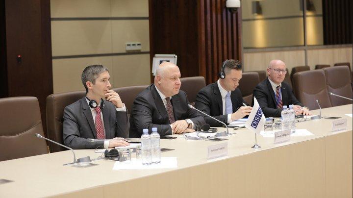 George Tsereteli, preşedintele OSCE încurajează procesul electoral transparent şi corect al alegerilor parlamentare