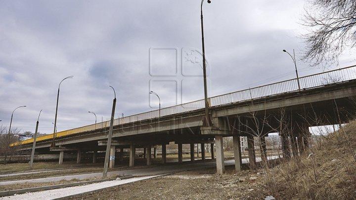 Mai multe poduri din Capitală, dar şi din toată ţara, vor fi renovate în 2019