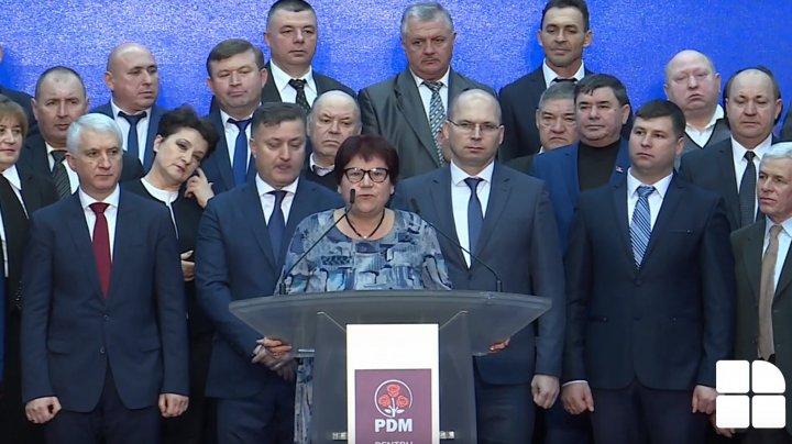MESAJ EMOȚIONANT despre Vlad Plahotniuc pentru alegători. Ce a spus una dintre profesoarele liderului democrat (VIDEO)