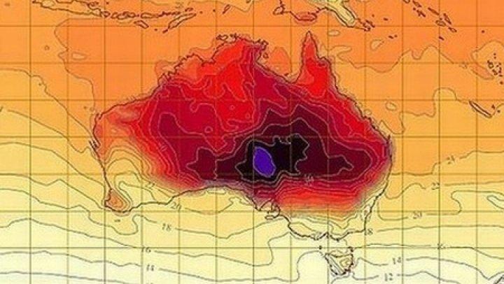 VREME EXTREMĂ în Australia. S-au înregistrat aproape 50 de grade Celsius