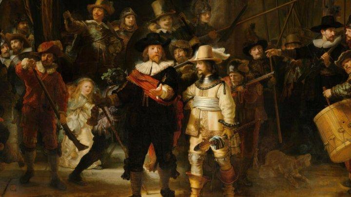 Olanda sărbătoreşte 350 de ani de la moartea lui Rembrandt van Rijn. Va fi deschisă o expoziţie exclusivă cu lucrările sale