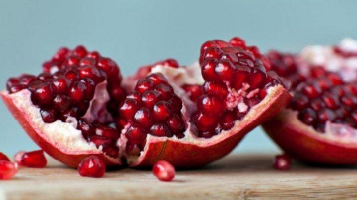 Motive serioase pentru a mânca mai des rodii! Ce probleme de sănătate previn