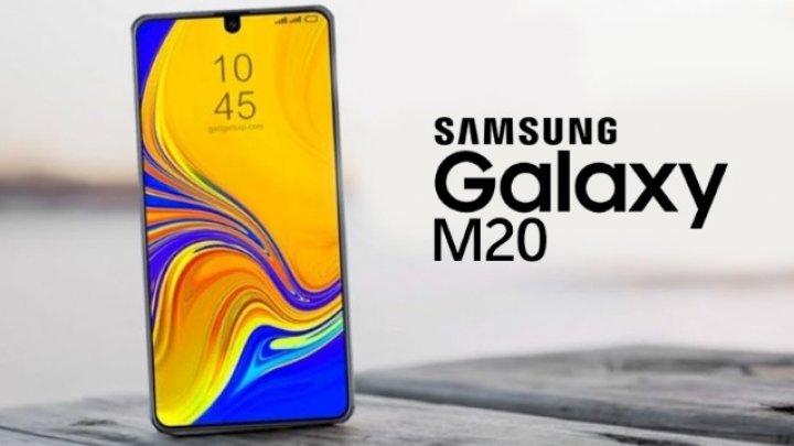 Samsung lansează Galaxy M10 şi M20 - primele telefoane cu breton din oferta companiei sud-coreene