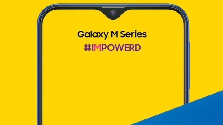 Samsung prezintă Galaxy M, prima sa serie de telefoane cu ecran decupat