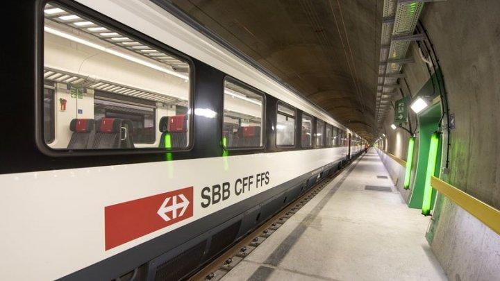 Compania de căi ferate din Elveția vrea să lanseze taxiuri zburătoare pentru a transporta pasagerii