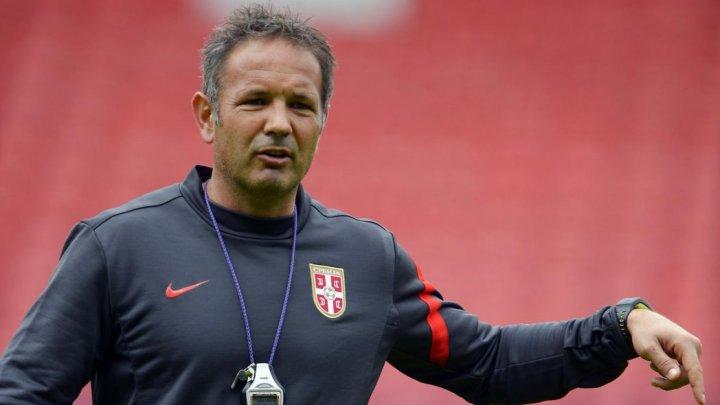 Sinişa Mihajlovci este noul antrenor al Clubului de fotbal Bologna