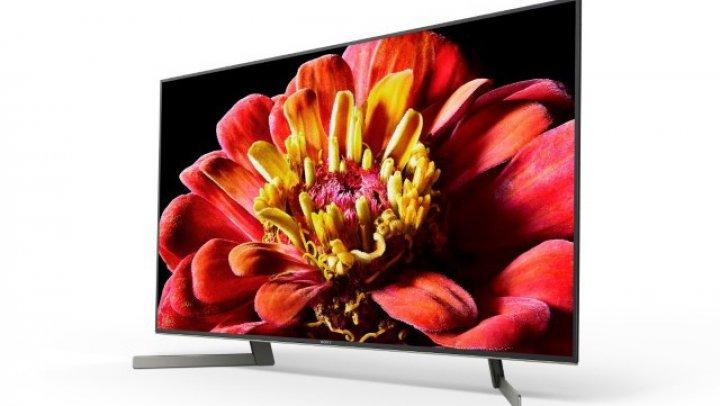 Sony completează oferta de TV-uri din seria MASTER cu modelele LED 8K HDR şi OLED 4K HDR
