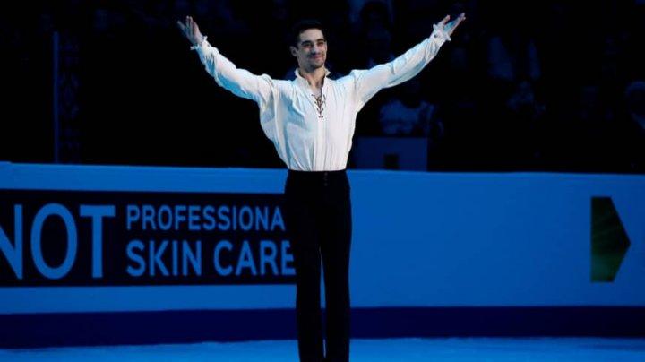 Veste tristă în lumea sportului! Un mare campion şi-a încheiat cariera în patinajul artistic