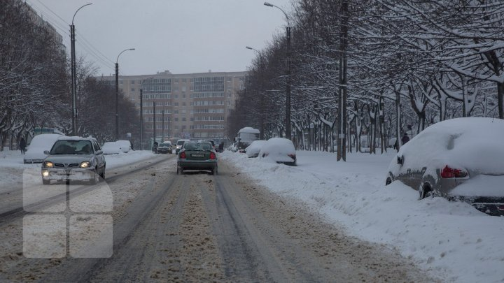 INFOTRAFIC: Cum se circulă pe străzile Capitalei la această oră