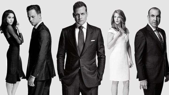 """Serialul """"Suits"""" se va încheia din cauza scăderii rating-ului lui Megan Markle"""