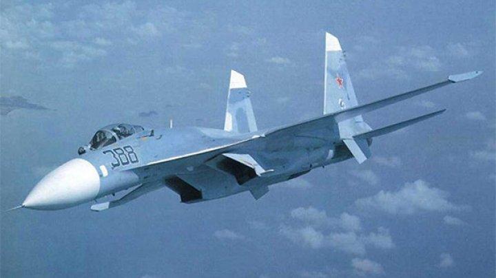 Un avion de vânătoare rus intercepteză o aeronavă militară a Statelor Unite deasupra Mării Baltice