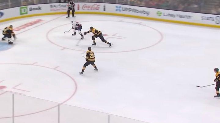 ECHILIBRU MARCA NHL. Capitals s-au impus cu 4-2 în partida cu Bruins