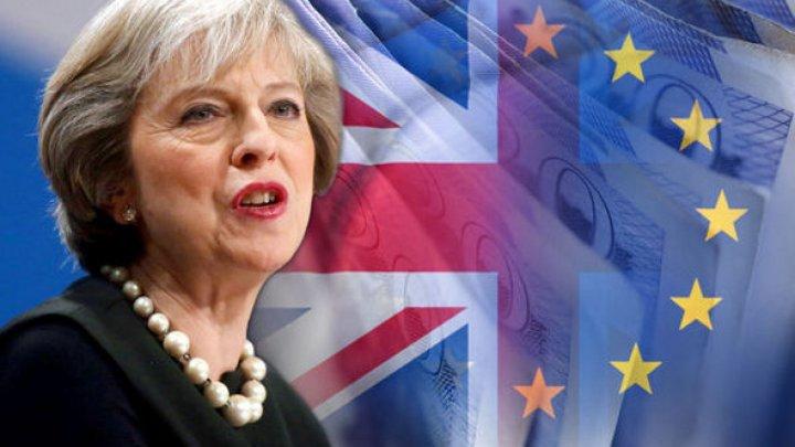 Theresa May ar vrea un nou vot în Parlamentul britanic pe acordul privind Brexit
