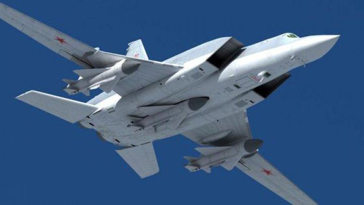 Doi piloţi ruşi al unui bombardier, morţi, după o tentativă de aterizare