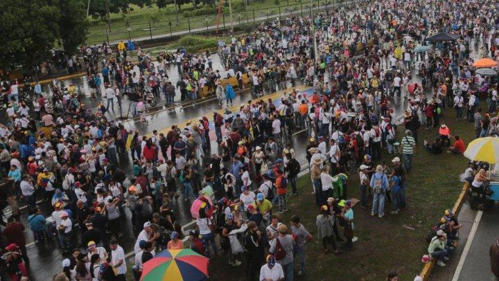 ONU: Cel puţin 43 de persoane au murit în urma violenţelor din ultimele zile din Venezuela