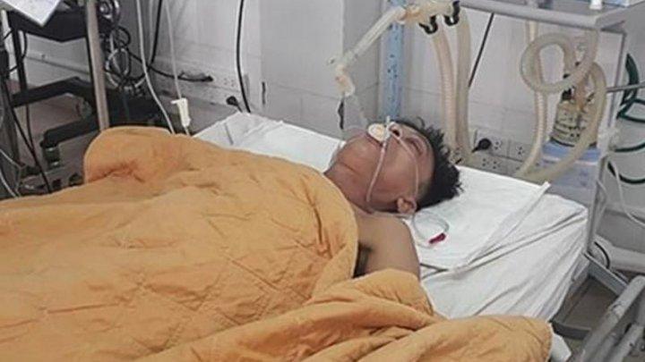 Un bărbat a avut nevoie de o transfuzie de cinci litri de bere ca să fie salvat de la moarte