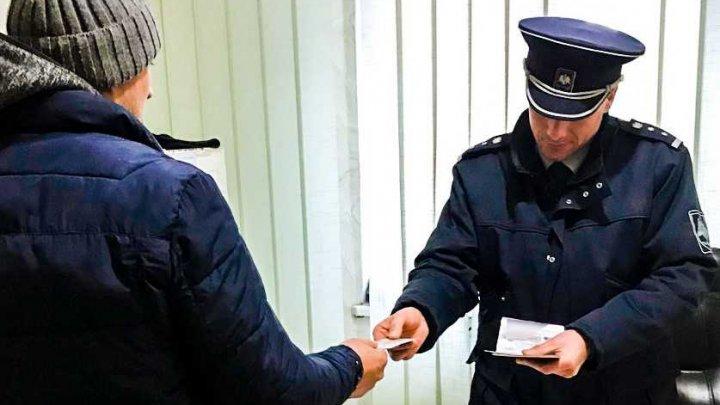 Un tânăr moldovean, cercetat penal pentru deţinerea unui permis de conducere FALSIFICAT