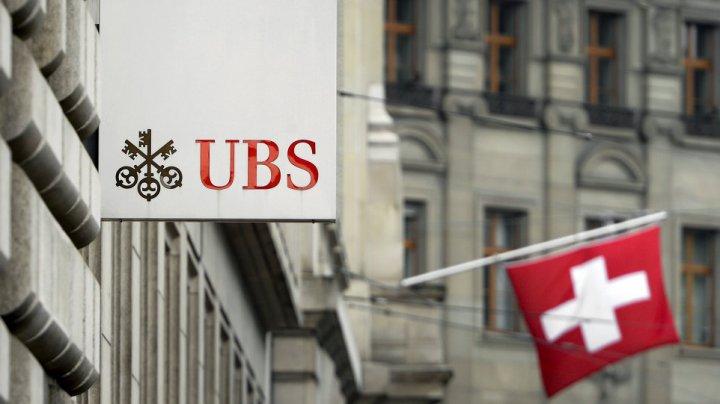 O bancă elveţiană a primit o amendă DEVASTATOARE. Din ce cauză