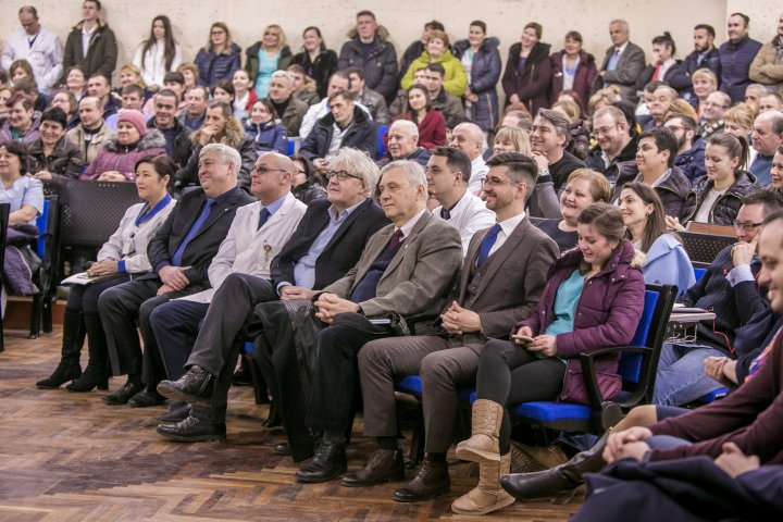 Vlad Plahotniuc, la Spitalul de Urgenţă: Am aplicat terapia de şoc atunci când am intervenit în structurile formatoare de buget şi am început să facem ordine