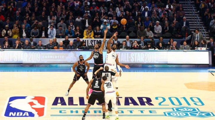 Superstarul LeBron James şi coechipierii săi au câştigat All Star Game 2019
