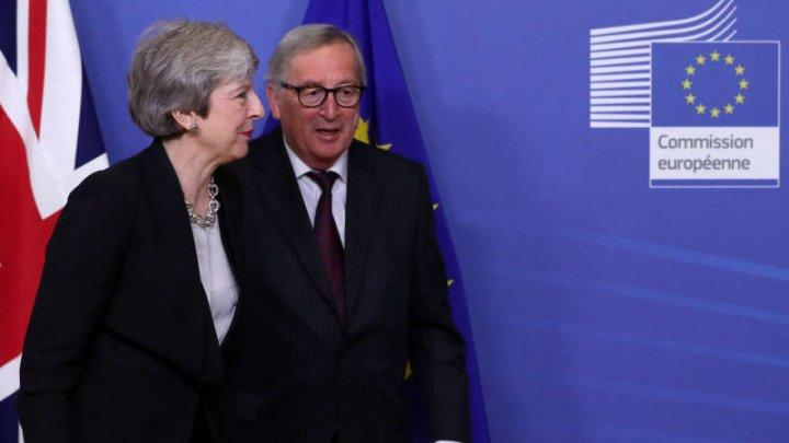 Preşedintele Comisiei Europene, Jean-Claude Juncker nu este foarte optimist în privinţa unui Brexit cu acord