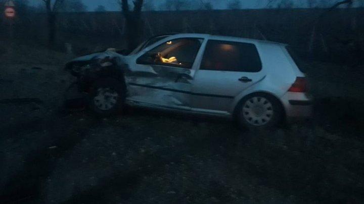 Accident GRAV la Cahul. Impactul i-a luat viaţa unui şofer