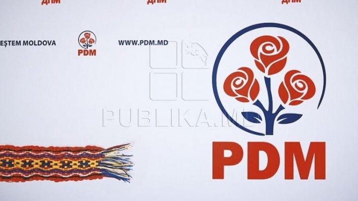 Lista membrilor Partidului Democrat din Moldova, care ajung în Parlament