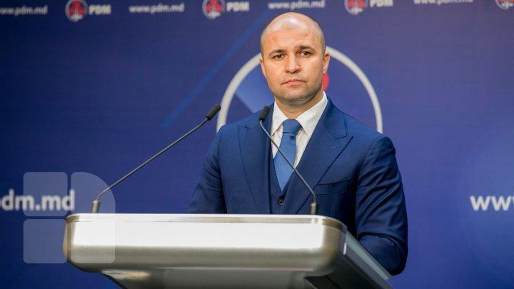 Vladimir Cebotari: Vom fi şi mai insistenţi în promovarea mesajului PDM, în următoarele 10 zile (VIDEO)