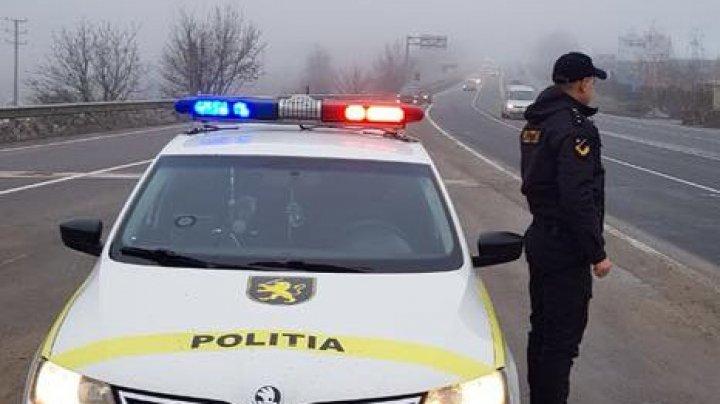 INP: În ultimile trei zile au fost înregistrate 11 accidente rutiere, iar 30 de șoferi au fost prinși beți la volan