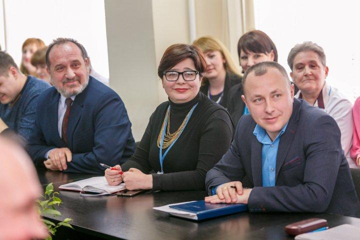 Vlad Plahotniuc la Ungheni: Educația și medicina rămân prioritare pentru Partidul Democrat