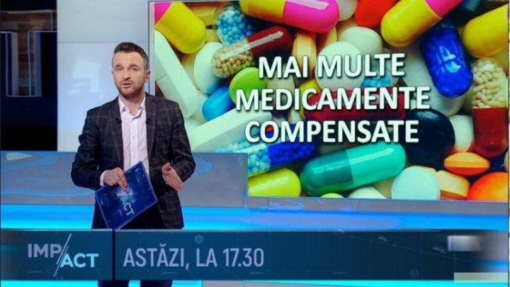 IMPACT: Topul celor mai răspândite maladii în rândul moldovenilor, identificate prin reţetele prezentate la farmacii
