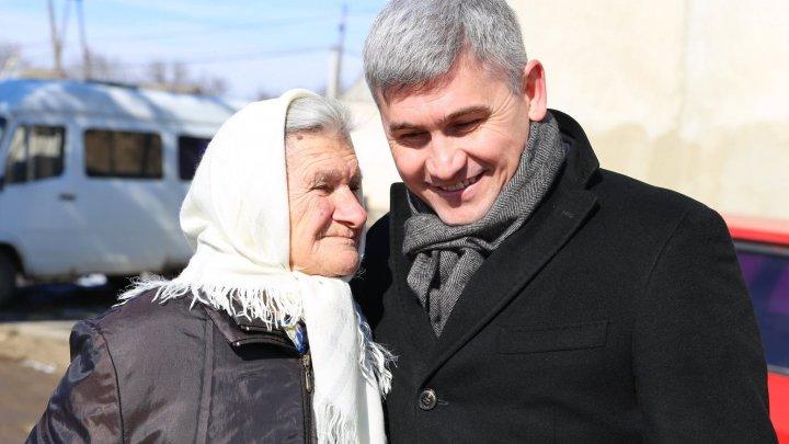 Alexandru Jizdan: La Geamăna se votează activ de dimineață, pentru că oamenilor le pasă
